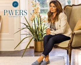 Pavers Shoes | Debbie Paver