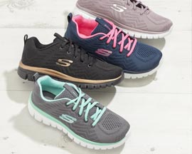 Pavers Shoes | Skechers