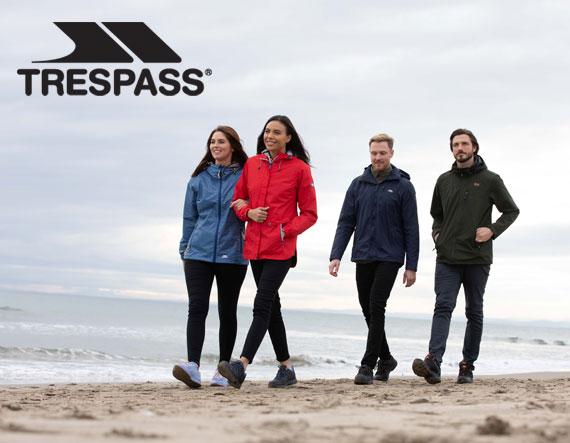 Trespass at Waterside Garden Centre