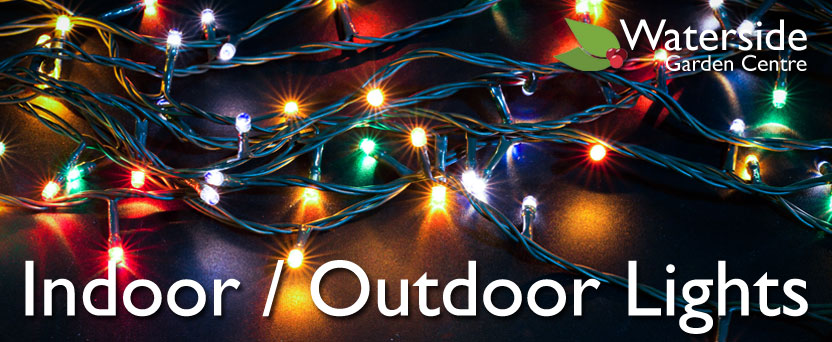 Indoor & Outdoor Christmas Lights