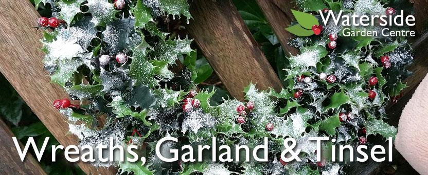 Wreaths, Garlands & Tinsel