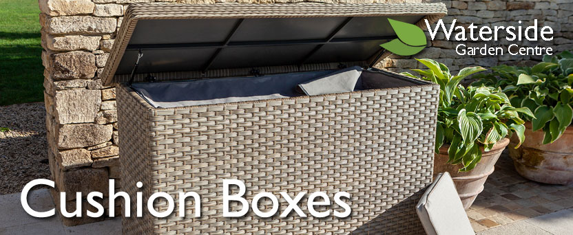 Cushion Boxes & Storage