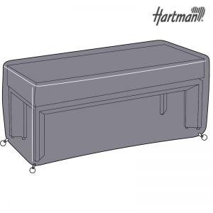 Hartman Apollo/Titan 2 Seat Bench Protective Garden Furniture Cover