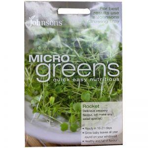 Johnsons Microgreens - Rocket