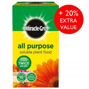 Miracle-Gro All Purpose Soluble Plant Food 1.2 kg