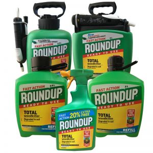 Roundup Total Ready to Use Range