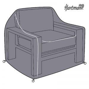 Hartman Titan Lounge Chair Protective Garden Furniture Cover