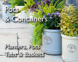 Pots Containers