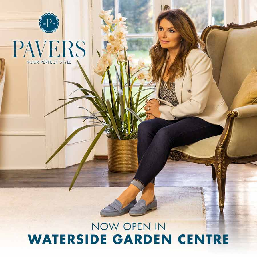 Pavers at Waterside Garden Centre